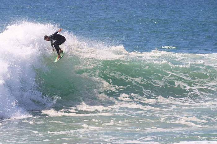 Bill Bryan at The Wedge