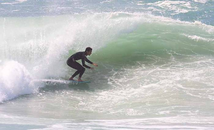 Paulo Prietto at The Wedge